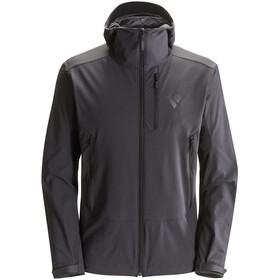 Black Diamond Dawn Patrol Shell Jacket Herr smoke